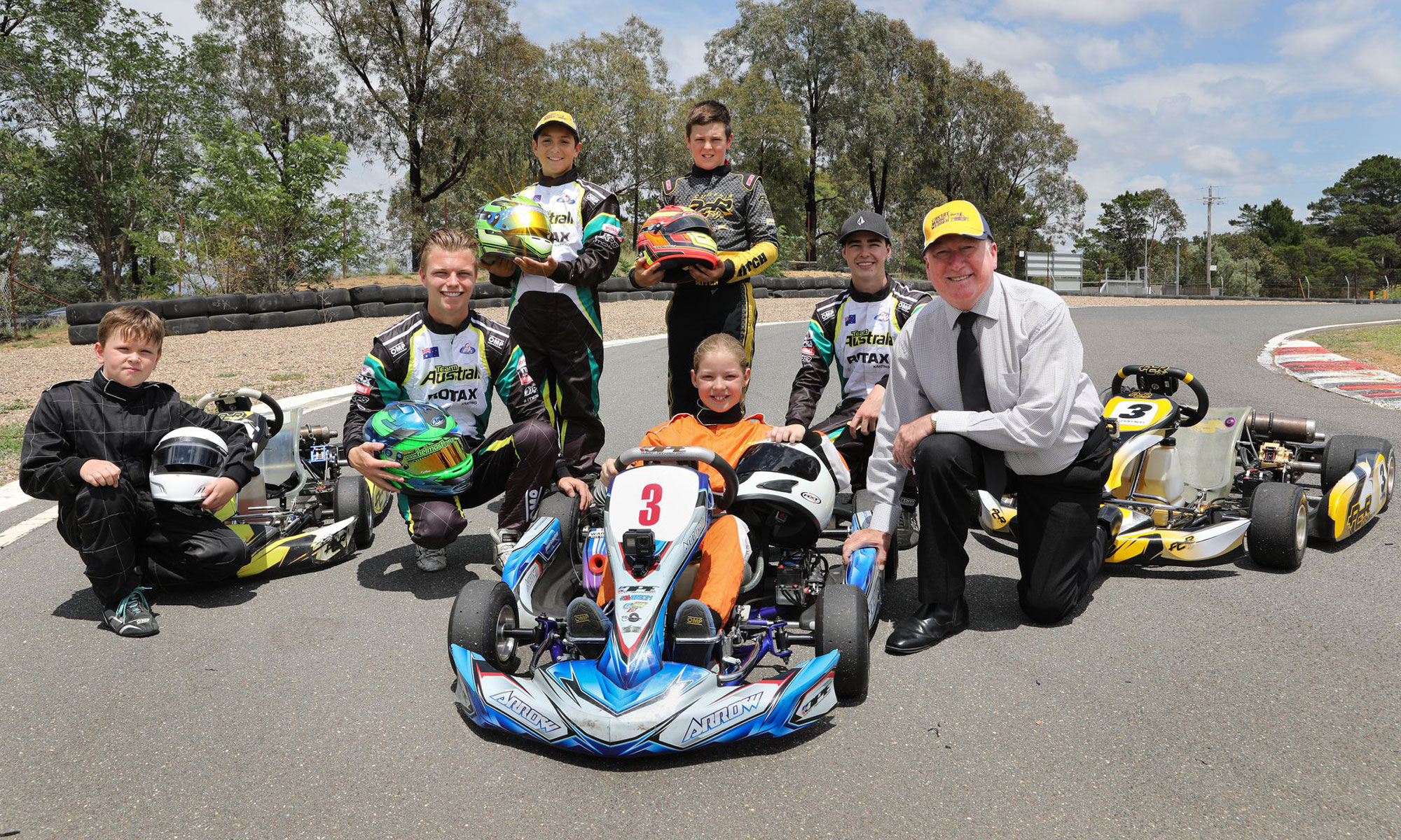 Canberra Kart Racing Club